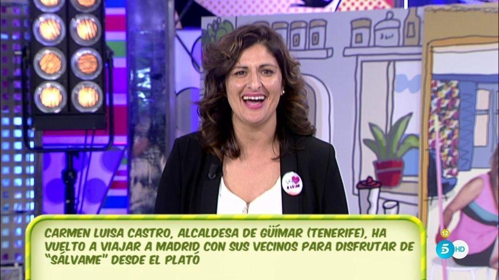 "Güímar vuelve al programa: ""No hay polémica que nos haga renegar de 'Sálvame"""