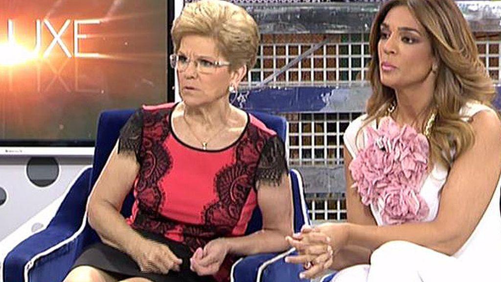 """Raquel Bollo: """"Mi madre viene porque está cansada de que me tachen de mala madre y de mala hija"""""""