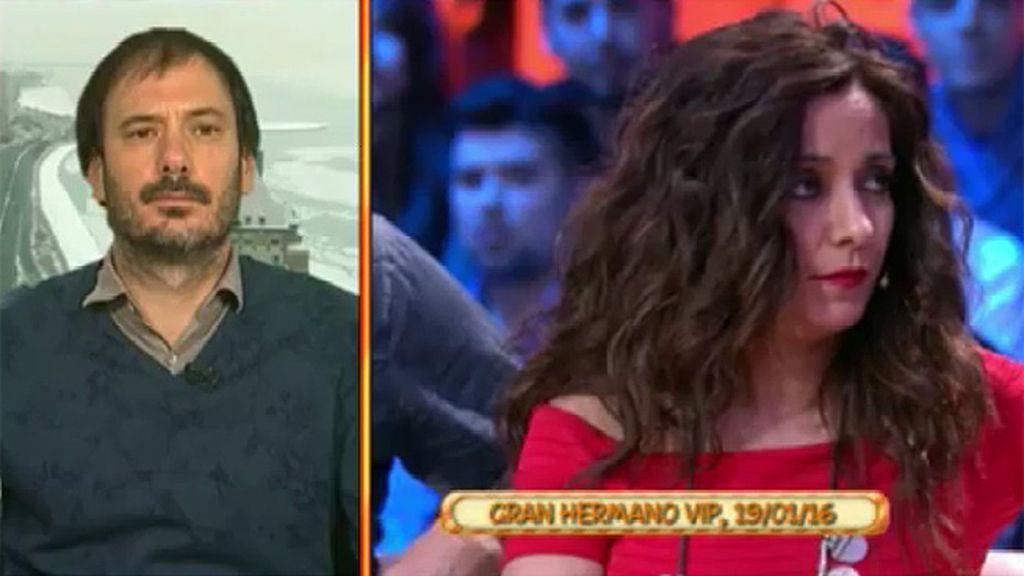"""Federico Luque, marido de Carmen López: """"Vamos a tomar medidas para que Carmen no participe en ningún programa de 'GH"""""""