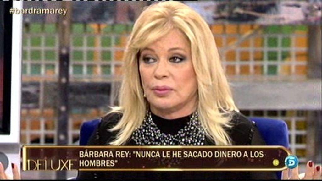 """Bárbara Rey: """"La mayoría de veces que he jugado al bingo ha sido por soledad"""""""