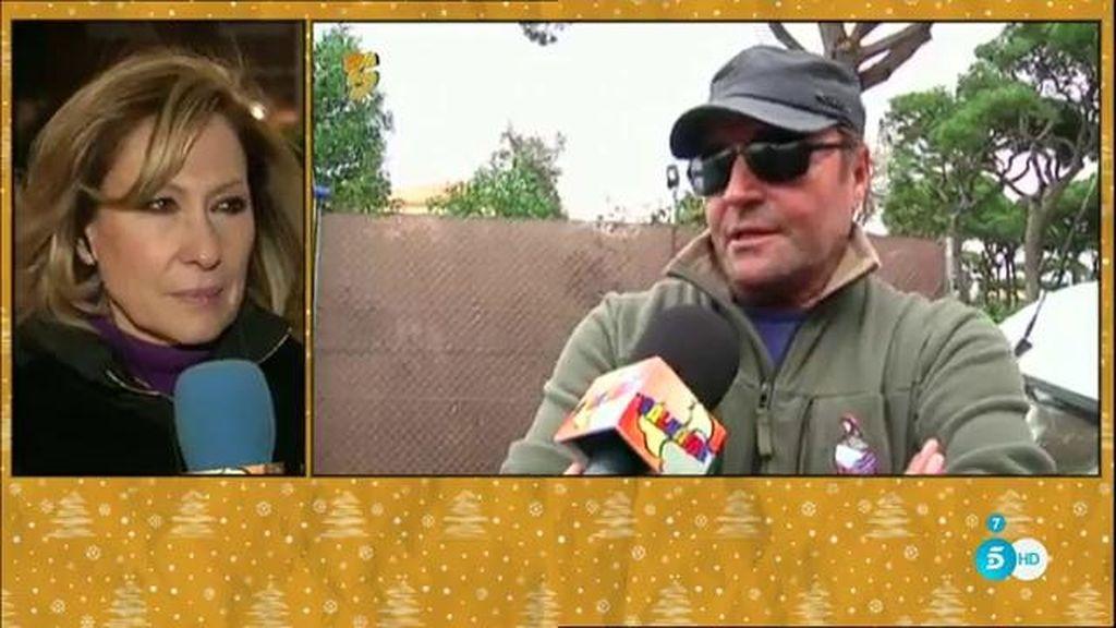 """Amador Mohedano no quiere visitar a Rosa en 'GH VIP': """"Ya más morbo no"""""""