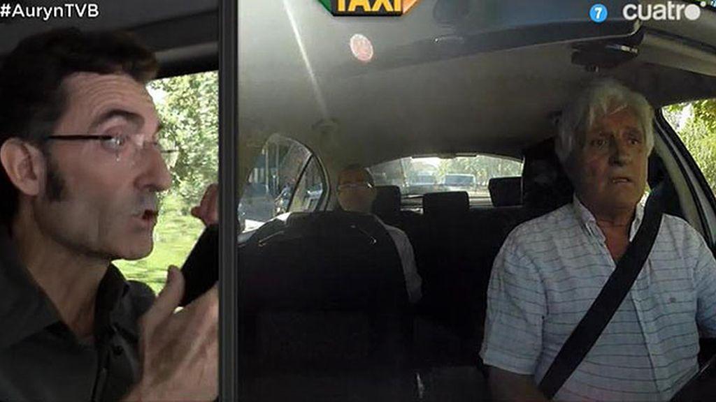 Javier Abascal, el taxi infectado y el taxista enfermo de 'palurdismo'