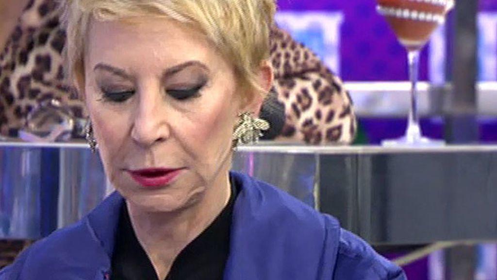 """Karmele Marchante se sincera: """"La vida para mí ahora es un sufrimiento"""""""