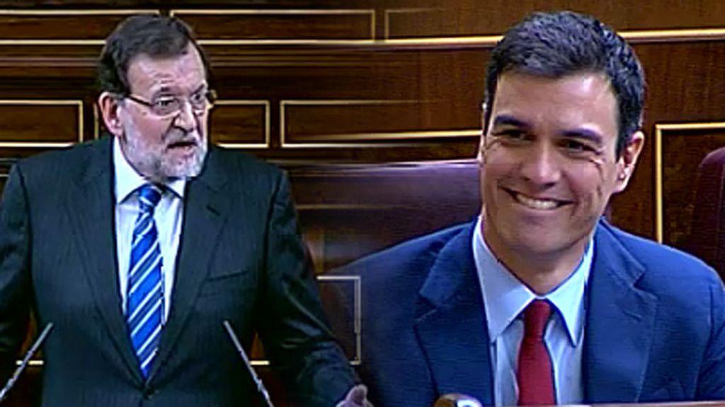 Lo que Rajoy dijo a Sánchez