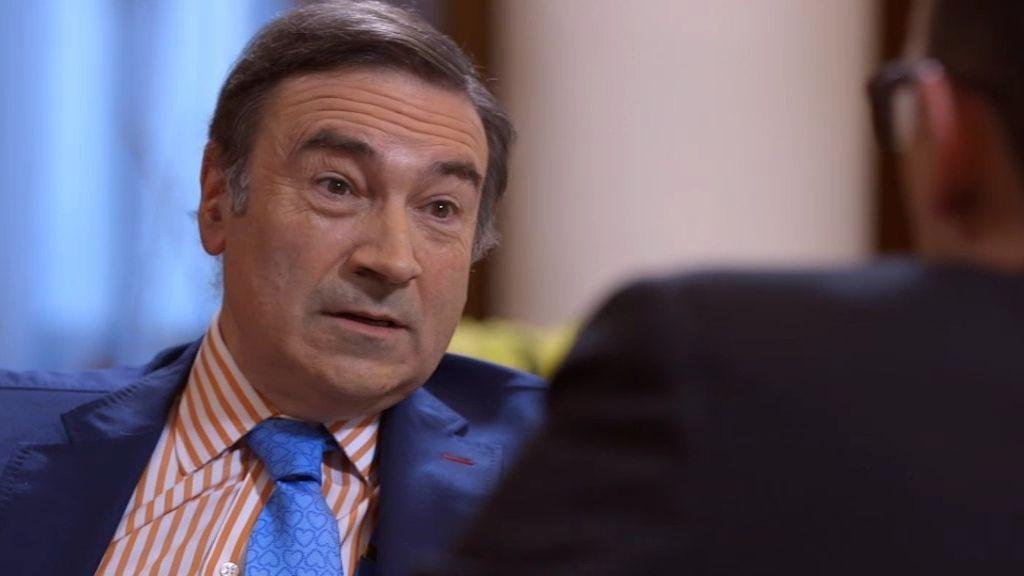 """Pedro J. Ramírez: """"El etarra que intentó atentar contra mí era compañero de colegio"""""""