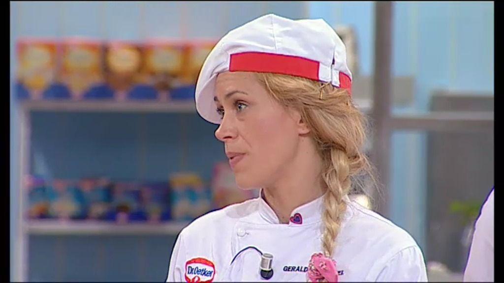 Bernabé se convierte en el peor pastelero pero Geraldine pide ir directa al cara a cara