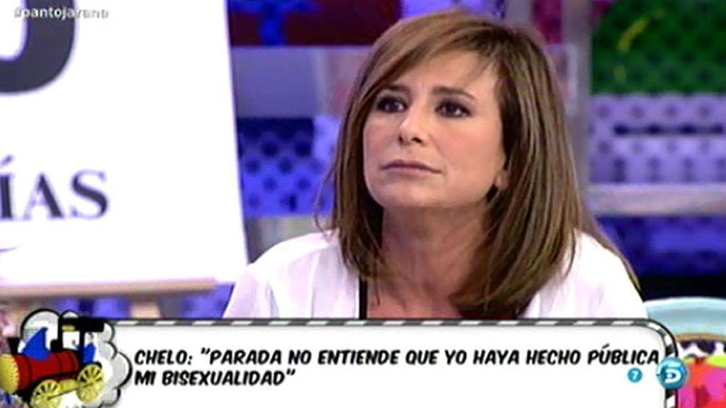 """Gema López: """"Parada pidió la cabeza de Chelo en el 'DEC' para quedarse su silla"""""""