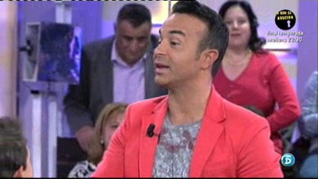Luis Rollán, el mayor fan de 'el Balilla'