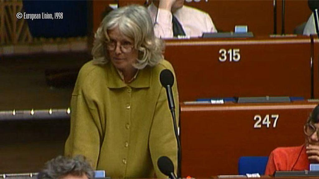 Eurodiputada por excelencia, feminista...  así era Carmen Díez de Rivera