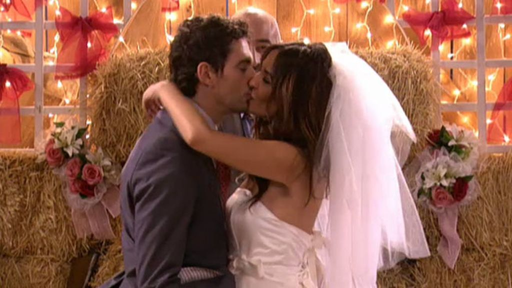 luisma y paz se casan!