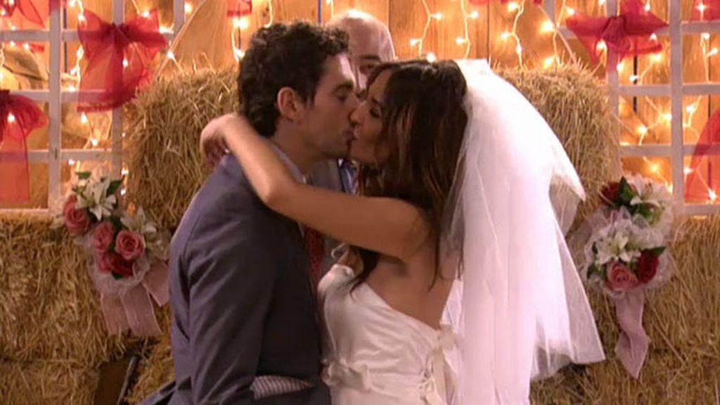 ¡Luisma y Paz se casan!