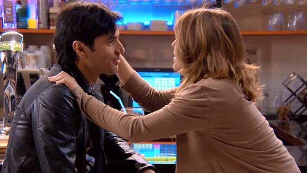 """Xavi, a Lucía: """"No soy ningún príncipe azul y no tengo la intención de serlo"""""""