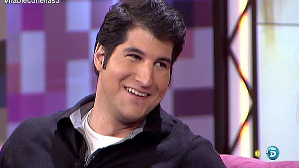 """Julián Contreras Junior: """"Soy muy enamoradizo pero huyo de las parejas"""""""
