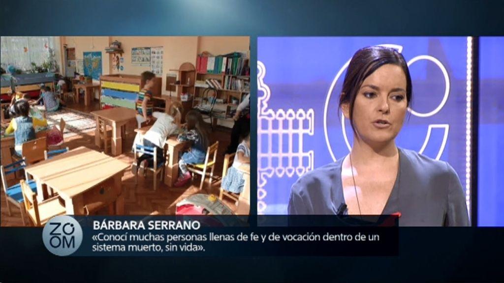 La escuela democrática de la pedagoga Bárbara Serrano en 'Zoom'