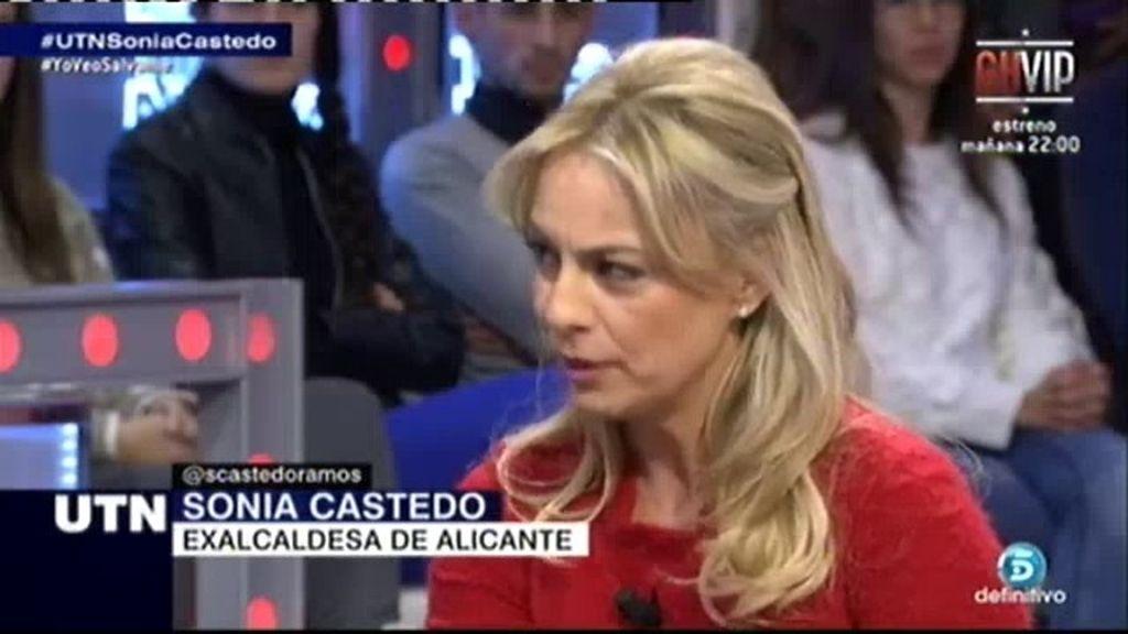"""Castedo se enfrenta a Barneda: """"Los periodistas tergiversan mis palabras"""""""