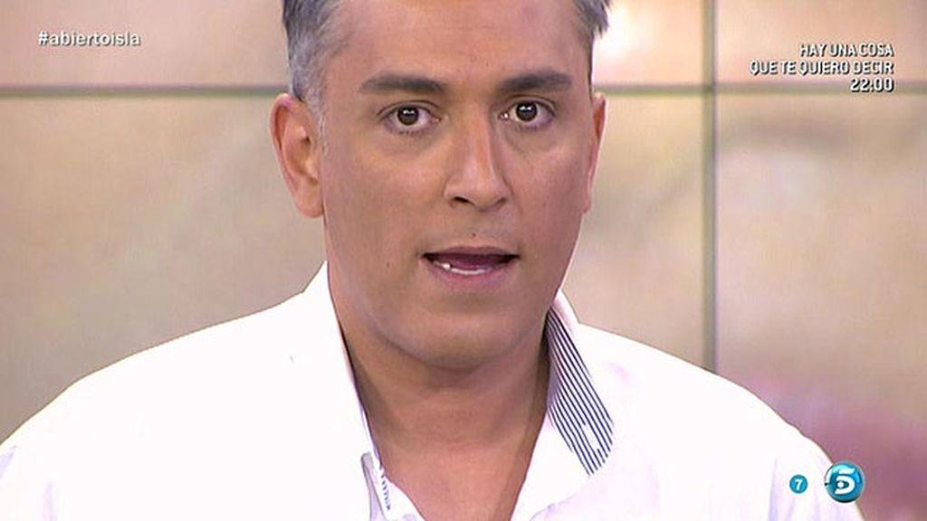 """Kiko Hernández: """"Chabelita va a demandar a Alberto Isla y a su padrastro"""""""