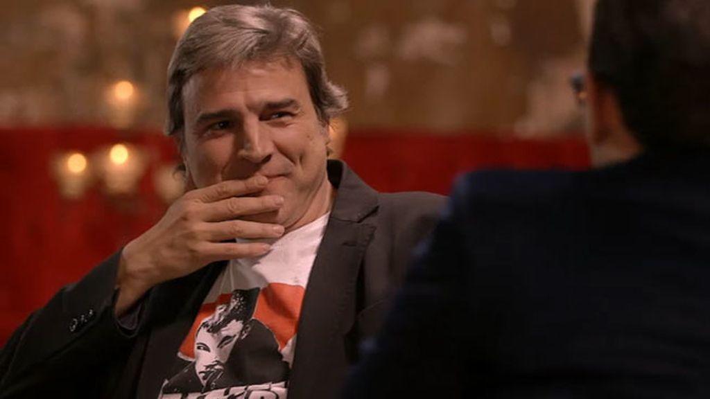 """Alberto San Juan: """"No quiero ser ni competitivo ni productivo"""""""