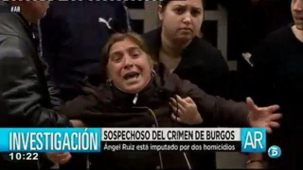 Ángel Ruiz, sospechoso del crimen de Burgos, imputado por la desaparición de un joven