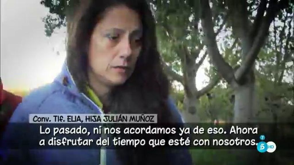"""Elia, hija de Julián Muñoz: """"Mi padre está ilusionado y emocionado con el tercer grado"""""""