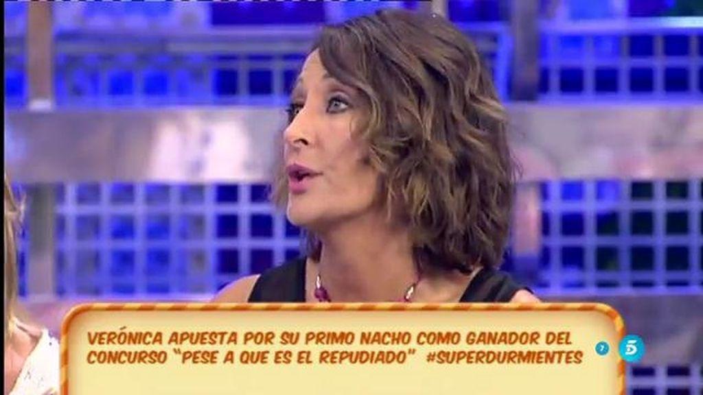 """Verónica, prima de N. Vidal: """"Ha sobrevivido a la isla, a sí mismo y a sus compañeros"""""""