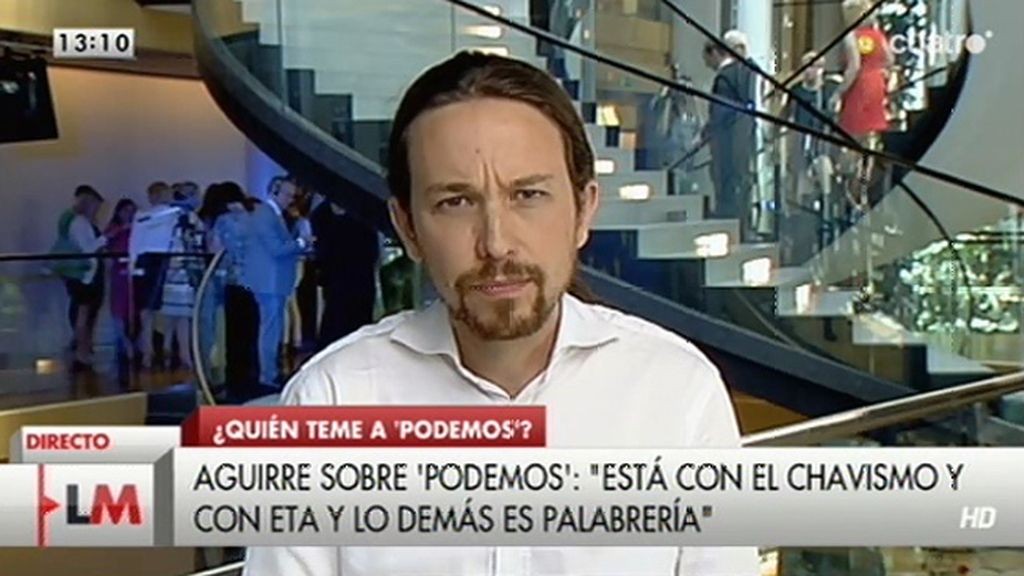 """Iglesias, de Aguirre: """"Es un ejemplo de indignidad"""""""