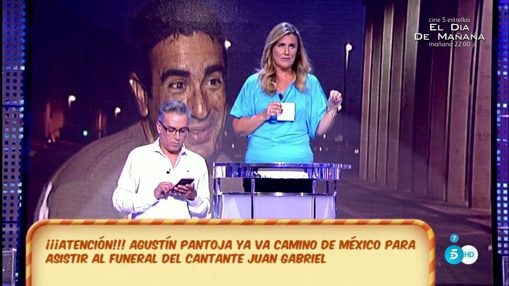 """El bombazo de Carlota: """"Agustín Pantoja ha cogido un avión en business rumbo a México"""""""