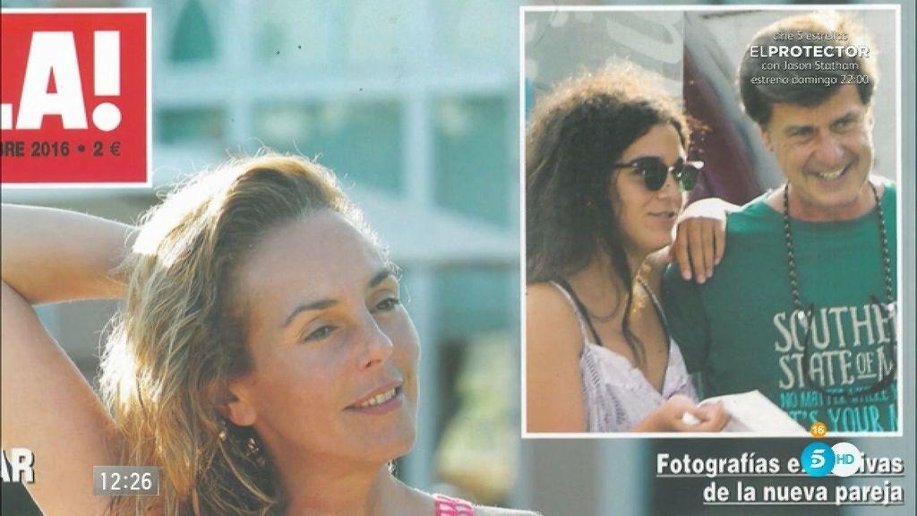 ¡Cayetano Martínez de Irujo se echa una novia de 20 años!