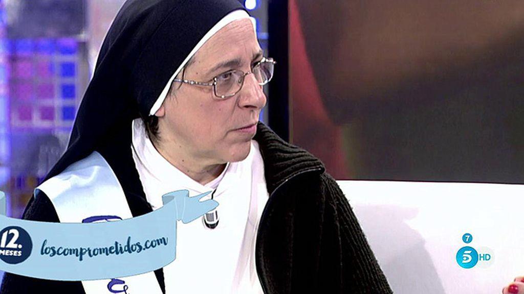 """Sor Lucia Caram: """"No podemos mirar a otro lado cuando tenemos la pobreza tan cerca"""""""