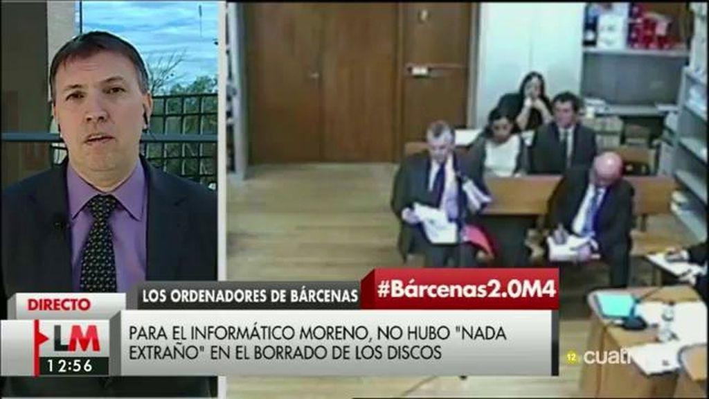 """Joaquim Bosch: """"Si el PP está imputado, el derecho a defensa abarca no aportar las pruebas que le incriminen"""""""