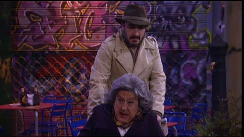 Riesgo se venga de Mauricio secuestrando a Doña Eulalia, su madre