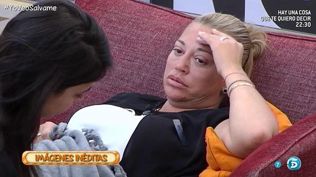 Ares confiesa a Belén que se chivó de las irregularidades en las nominaciones