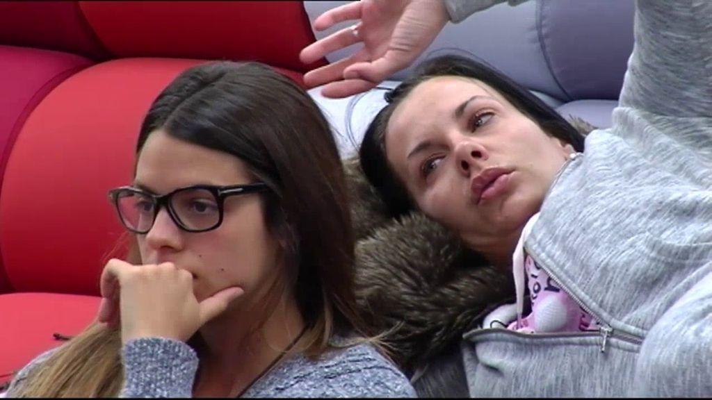 """Laura Campos, de Rappel: """"Tiene muy mal perder"""""""