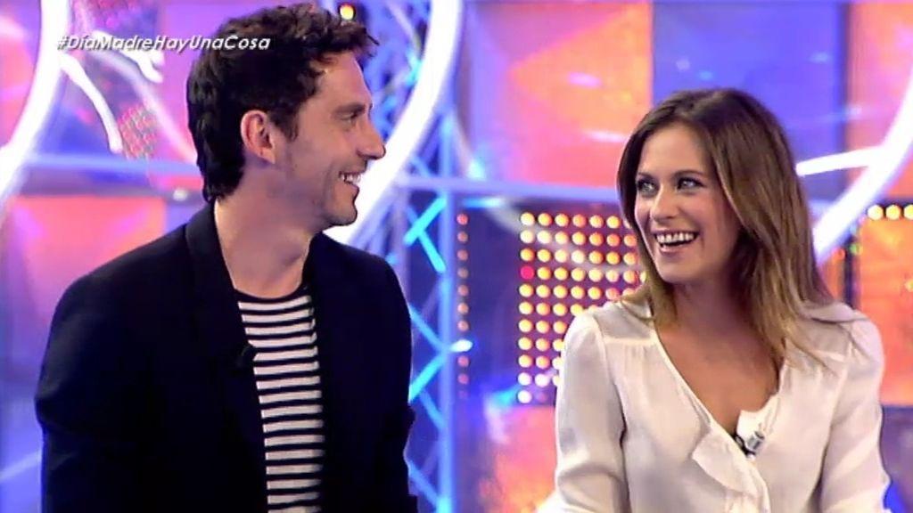"""María, sobre Paco: """"Es un gran actor, un gran director y además sabe hacer las cosas"""""""