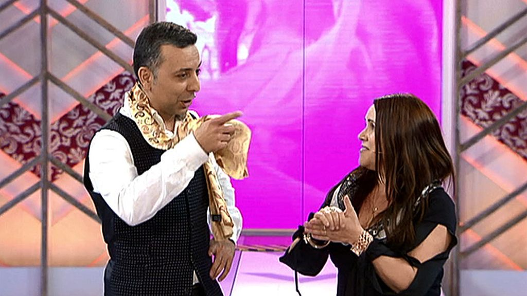 Óscar y Carmen, el nuevo dúo Pimpinela