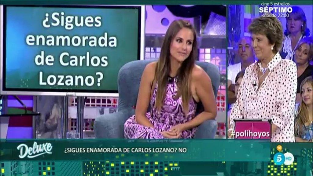 """Mónica Hoyos: """"Si yo hubiera querido estar con Carlos, hubiera estado"""""""