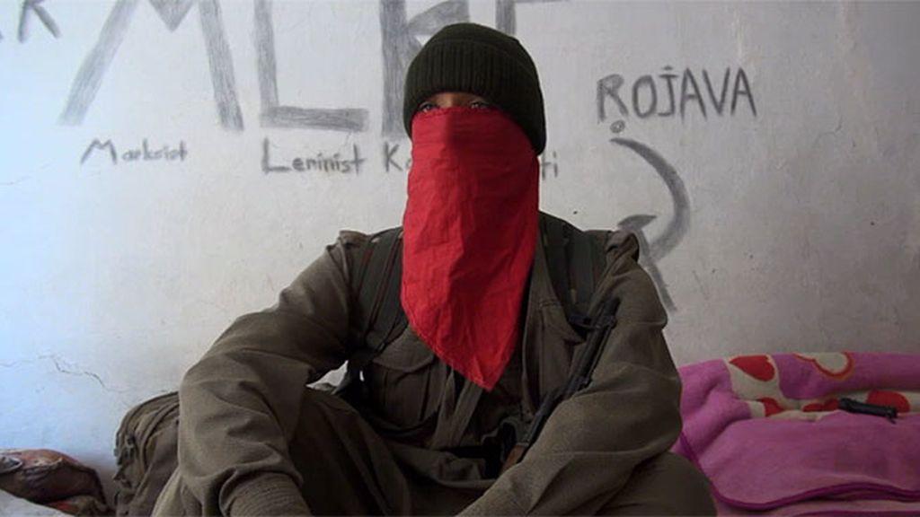 """Paco, soldado español contra la Yihad: """"No nos pueden capturar con vida"""""""