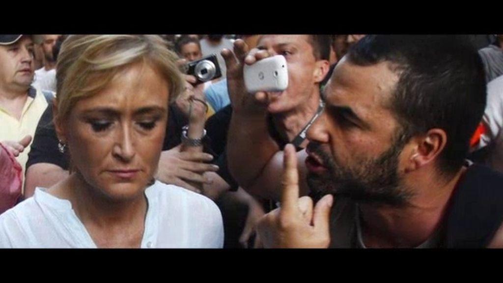 """Cristina Cifuentes: """"Creo que se puede criticar o discrepar, pero sin amenazar"""""""