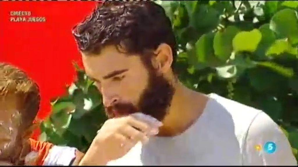 """Jorge Javier Vázquez regaña a Rubén: """"No sé si te das cuenta de que ese no es el juego"""""""