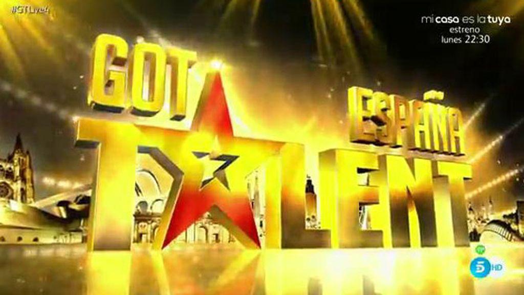 Cuarta semifinal de 'Got Talent' (23/04/16)