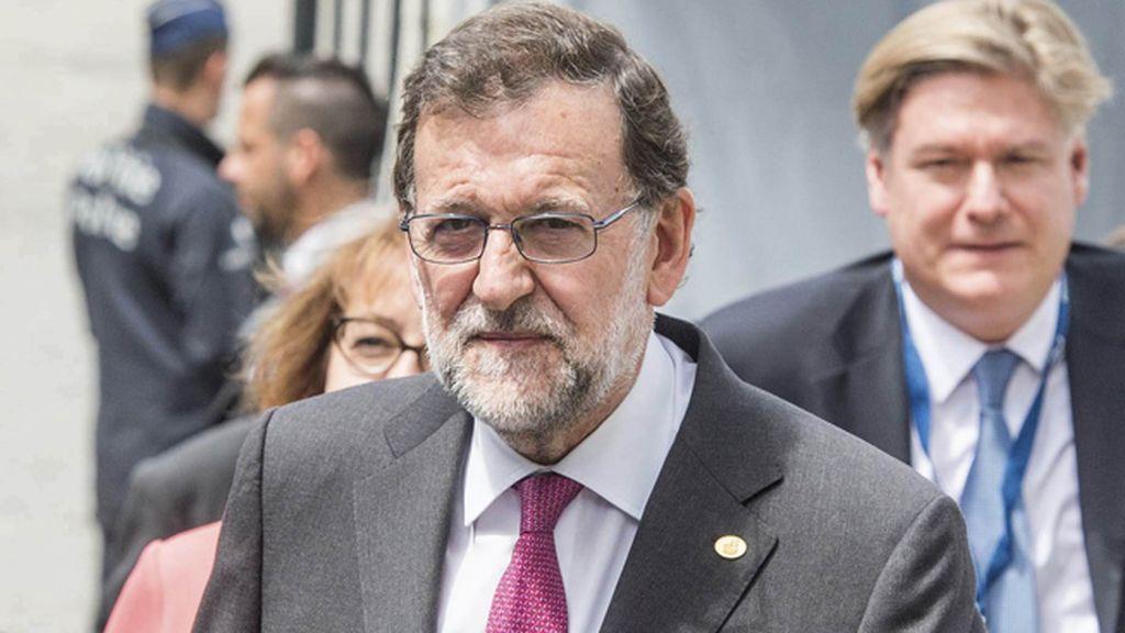 """Rajoy pide una negociación """"sin presiones"""" y que no sea """"radiada"""""""