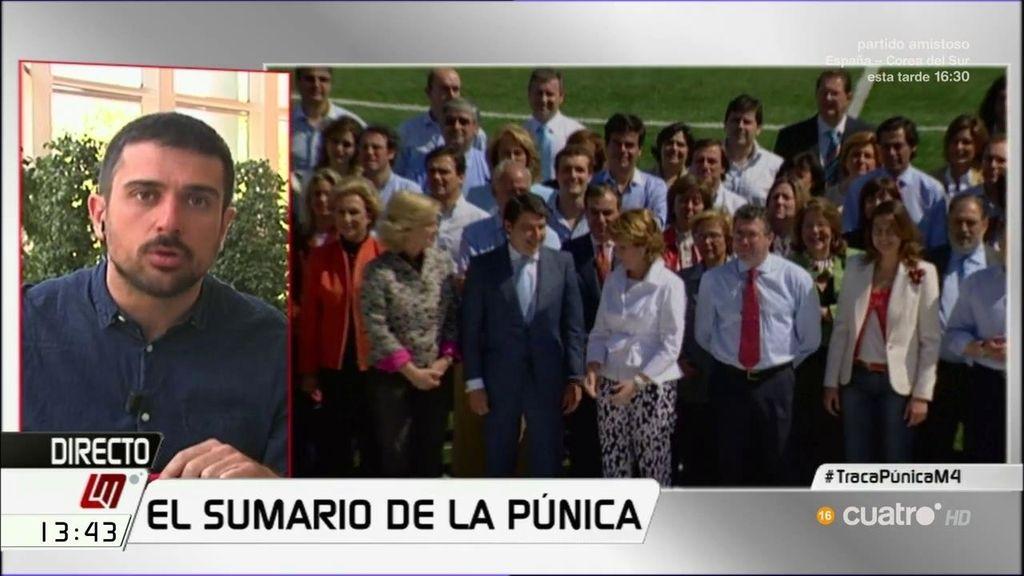 "Espinar: ""Me parece imposible que Aguirre se escape de sus responsabilidades políticas"""