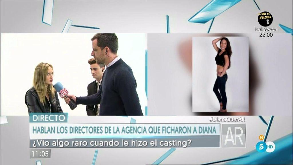 """Antoni, director de la agencia: """"La relación de Diana y su madre era fantástica"""""""