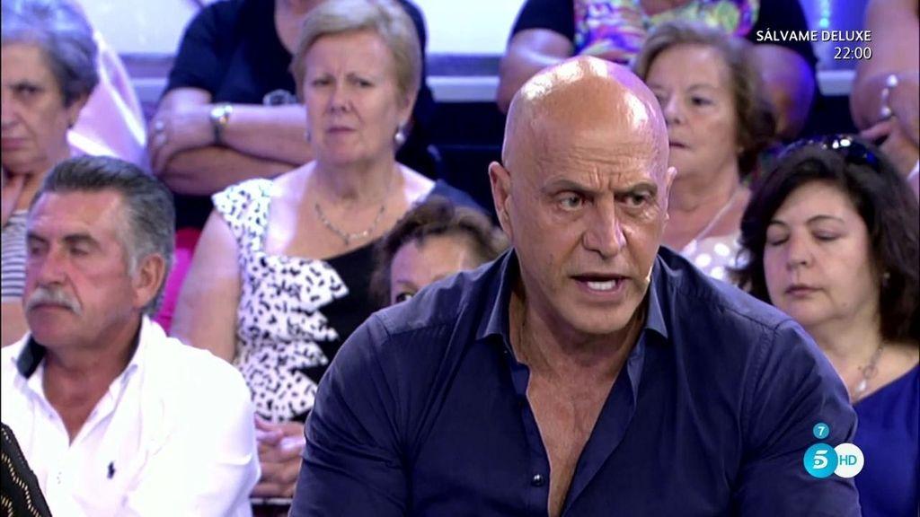 """Kiko M.: """"Luis Rollán reconoce que ha vendido a Ylenia, Suso, Laura y su hermana"""""""