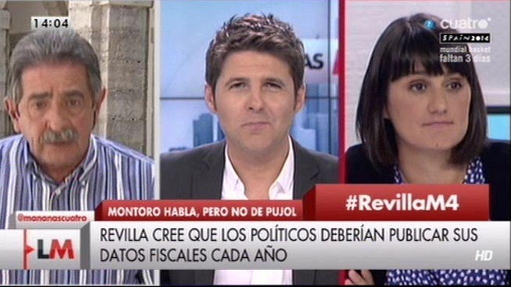 """Miguel Ángel Revilla: """"Este país necesita un PSOE renovado"""""""