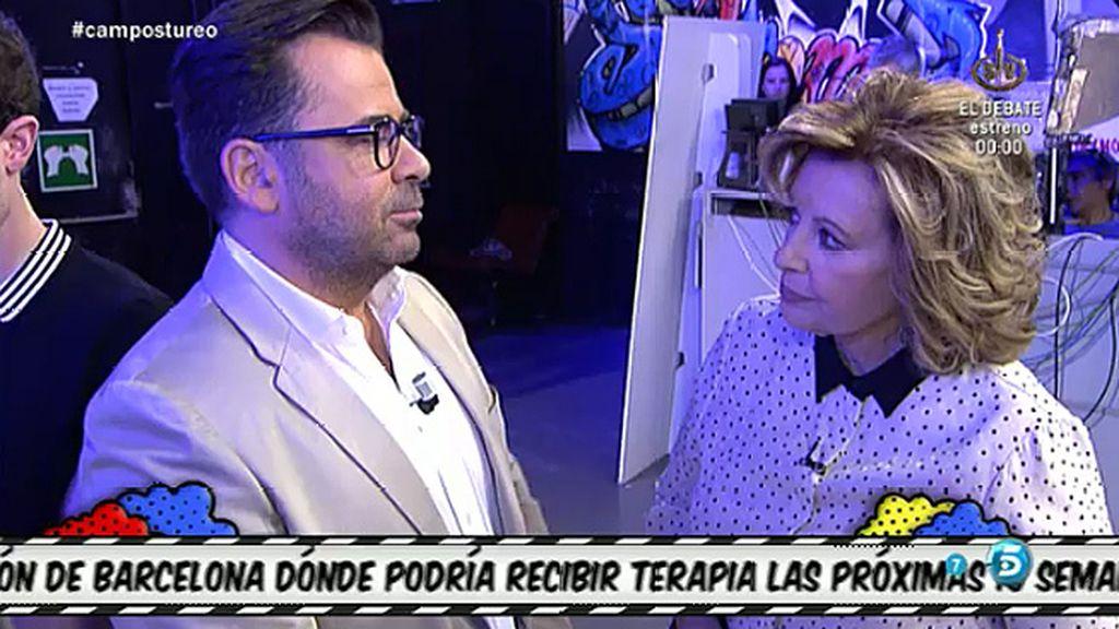 """Teresa Campos: """"Sigo en televisión porque estoy viva ¡Qué haría yo en mi casa!"""""""