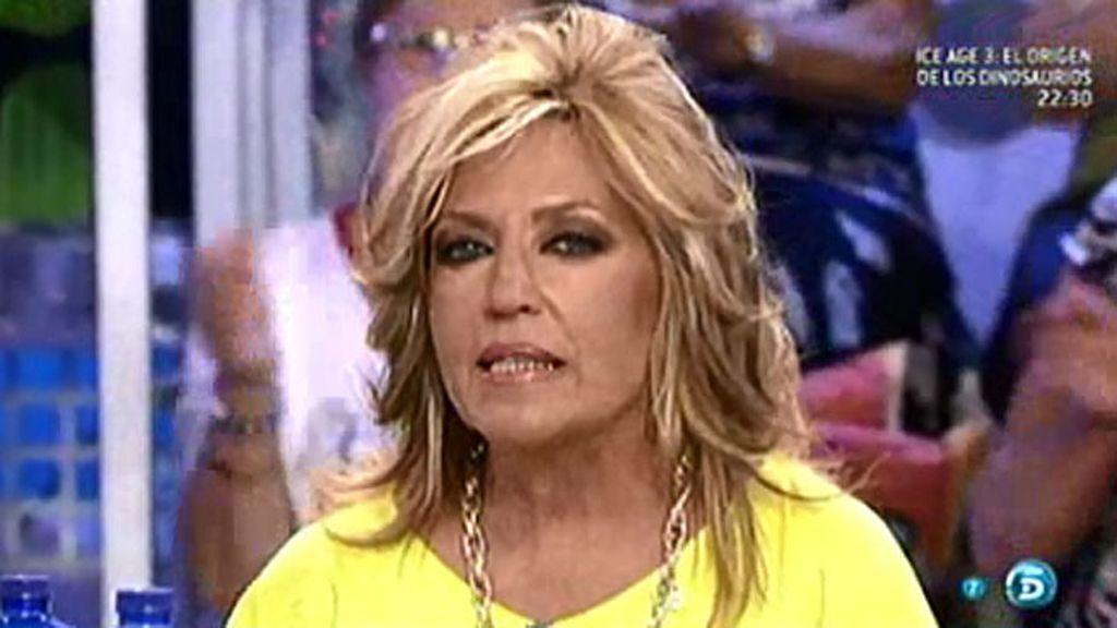 """Lydia: """"Asdrúbal va a ser padre en diciembre"""""""