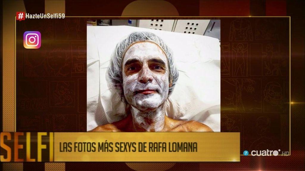 Las fotos más sexys de Rafa Lomana, nuestro superviviente favorito