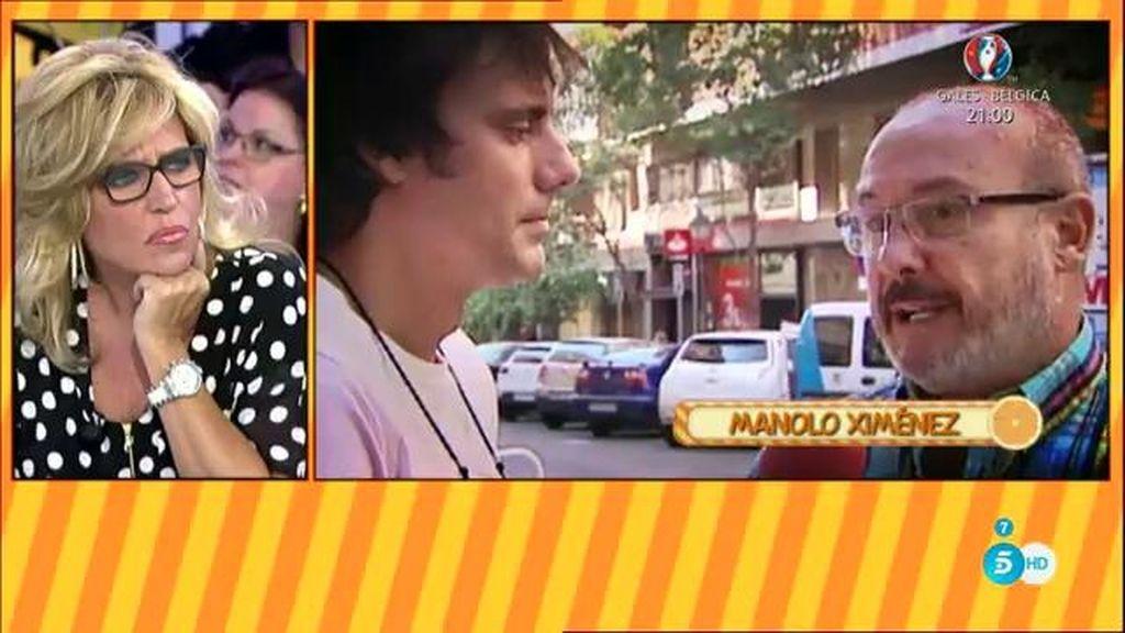 """Manolo, molesto con Lydia: """"Me sorprende que critique los malos modos usándolos"""""""