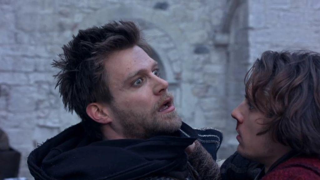 Teobaldo Capuleto mata a Mercucio
