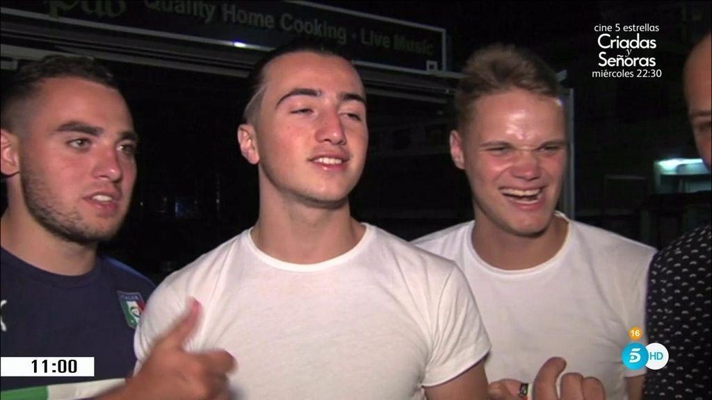 Alcohol, sexo y drogas: Así describen los turistas extranjeros la fiesta en Magaluf